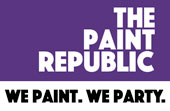 The Paint Republic | Painting Parties Logo